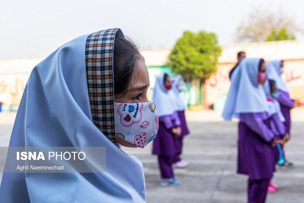 925960 Gahar ir گزارش تصویری آغاز سال تحصیلی با رعایت پروتکل های بهداشتی