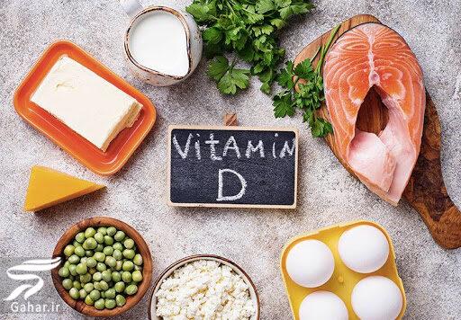 کمبود این ویتامین ها عامل اصلی ابتلا به کرونای شدید, جدید 1400 -گهر