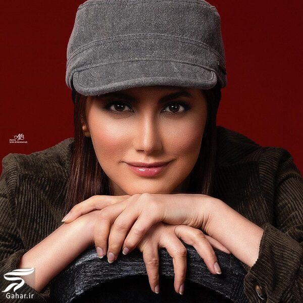 150381 Gahar ir عکسهای جدید سمیرا حسینی با استایل متفاوت