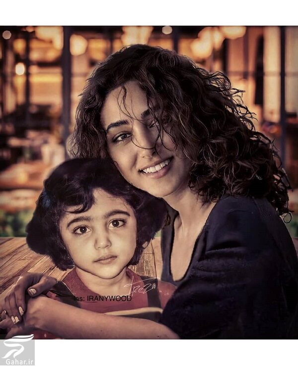 342780 Gahar ir تصاویر جالب بازیگران از کودکی تا بزرگسالی