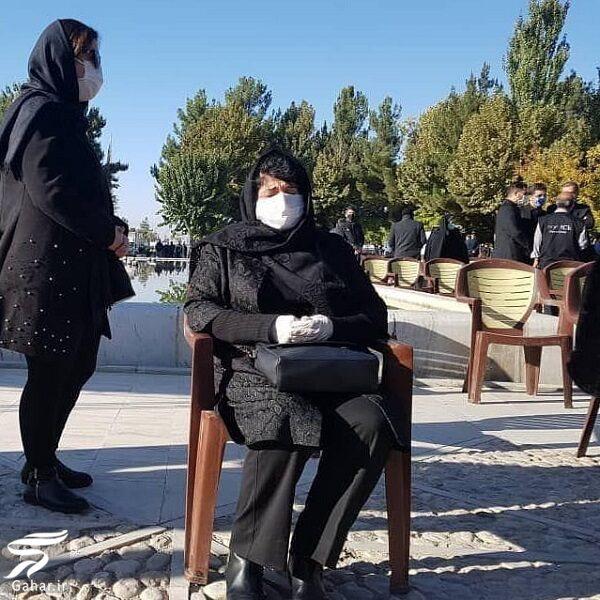 عکسهای مراسم تشییع استاد شجریان در مشهد, جدید 1400 -گهر