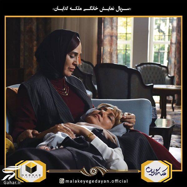 021756 Gahar ir تصاویری جدید از بازیگران سریال ملکه گدایان