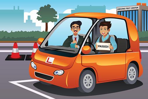 مصوبه جدید در برگزاری آزمون رانندگی, جدید 1400 -گهر