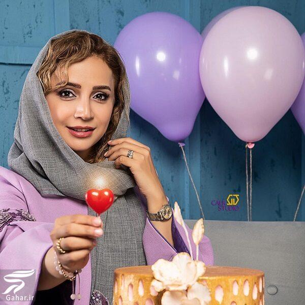 عکسهای تولد ۴۳ سالگی شبنم قلی خانی, جدید 1400 -گهر