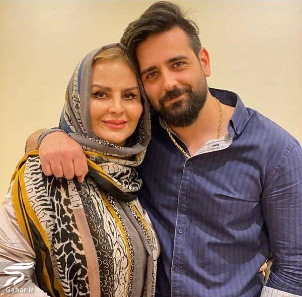 تولد ۳۸ سالگی امیرحسین آرمان در کنار مادرش / عکس, جدید 1400 -گهر