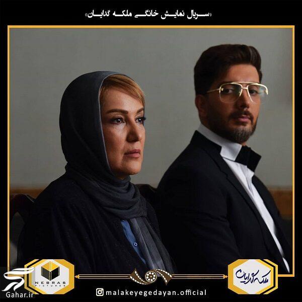 650854 Gahar ir تصاویری جدید از بازیگران سریال ملکه گدایان