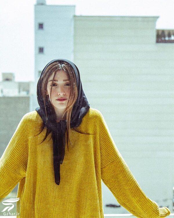 عکسها و بیوگرافی بازیگر نقش شادی در سریال ۰۲۱, جدید 1400 -گهر