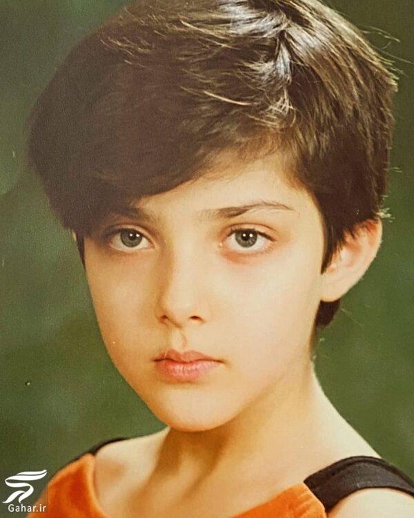 عکس دیدنی از کودکی لیلا اوتادی, جدید 1400 -گهر
