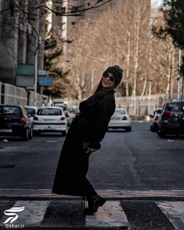 عکسهای بازیگر نقش گوهر در سریال باخانمان, جدید 1400 -گهر