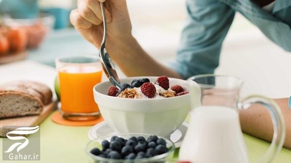 علت خوردن صبحانه چیست ؟ فواید صبحانه خوردن, جدید 1400 -گهر