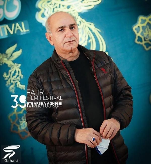 عکسهای بازیگران در جشنواره فجر ۳۹ / سری اول, جدید 1400 -گهر