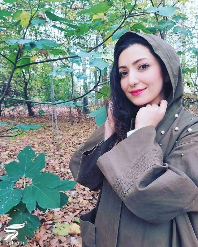 عکسهای فرزانه سهیلی بازیگر نقش نگار در سریال با خانمان, جدید 1400 -گهر
