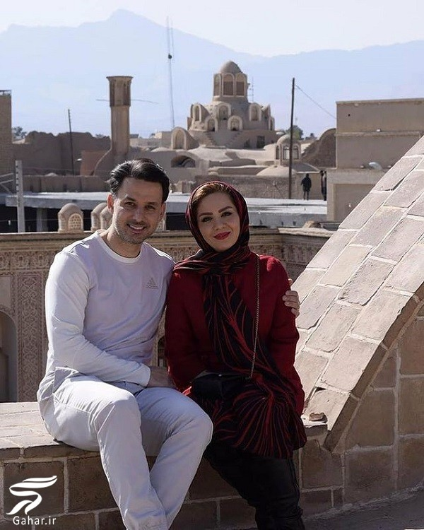 ازدواج مبینا نصیری با مجری خبرساز شبکه ورزش / تصاویر, جدید 1400 -گهر