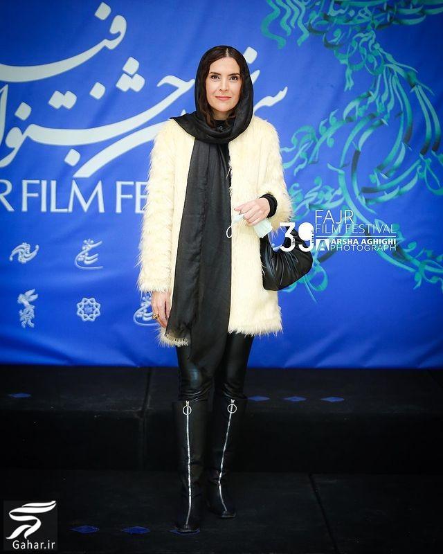 عکسهای بازیگران در روز ششم جشنواره فجر ۳۹, جدید 1400 -گهر