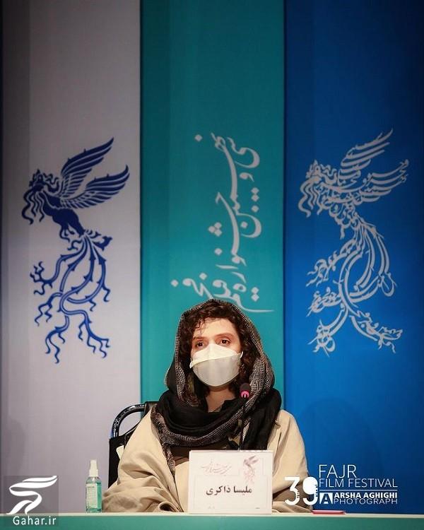 عکسهای بازیگران در جشنواره فجر ۹۹ / سری دوم, جدید 1400 -گهر