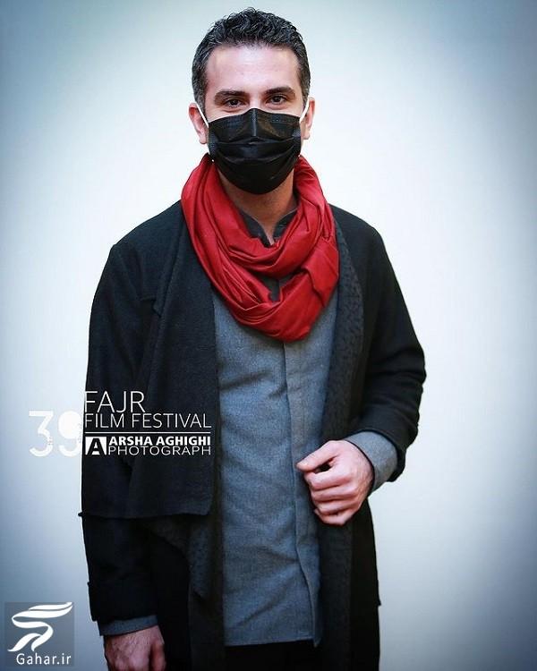 عکسهای بازیگران در روز سوم جشنواره فجر ۳۹, جدید 1400 -گهر