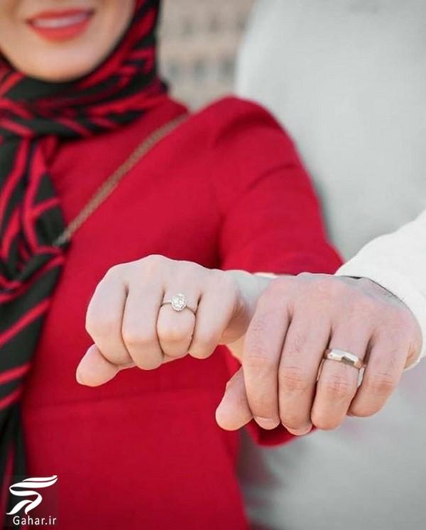 ازدواج مبینا نصیری با مجری خبرساز شبکه ورزش / تصاویر, جدید 99 -گهر
