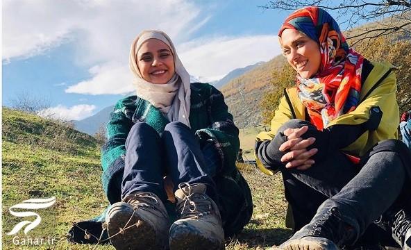 عکسها و بیوگرافی بازیگر نقش زهره در سریال احضار
