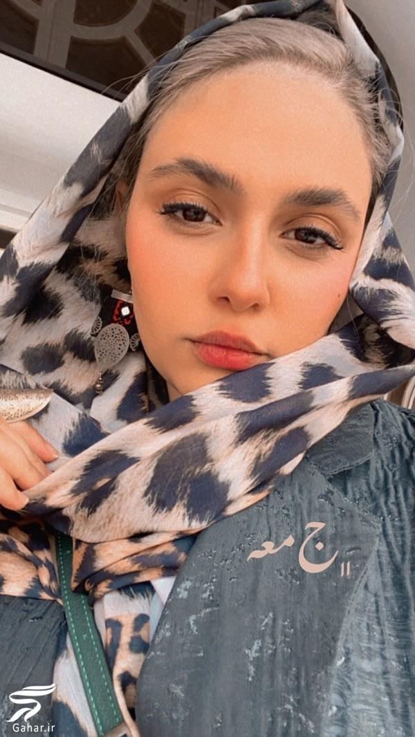 عکسها و بیوگرافی بازیگر نقش زهره در سریال احضار, جدید 1400 -گهر