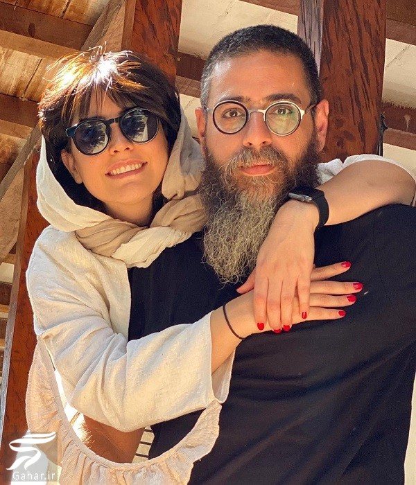 عکسهای شبنم قربانی و همسرش, جدید 1400 -گهر