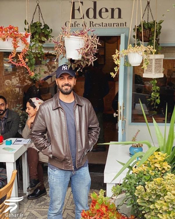 عکسها و بیوگرافی بازیگر نقش حامد در لحظه گرگ و میش, جدید 1400 -گهر