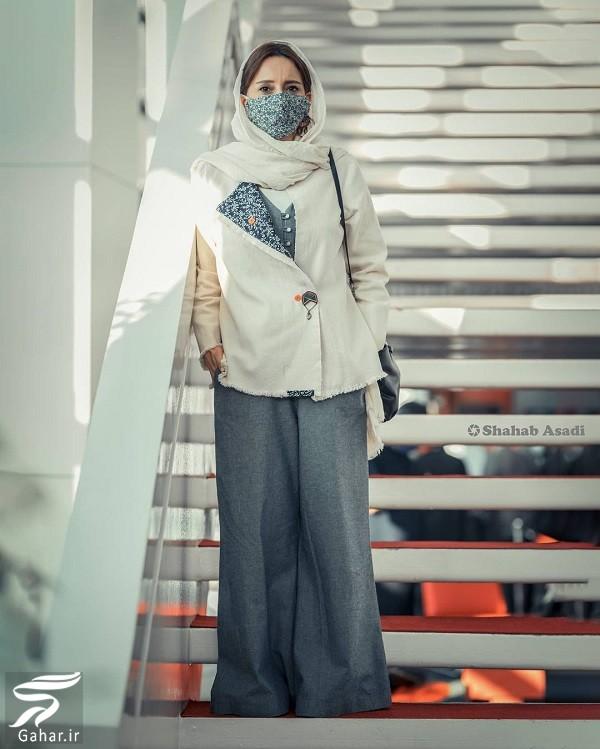 عکس های بازیگران در سی و هشتمین جشنواره جهانی فجر, جدید 1400 -گهر