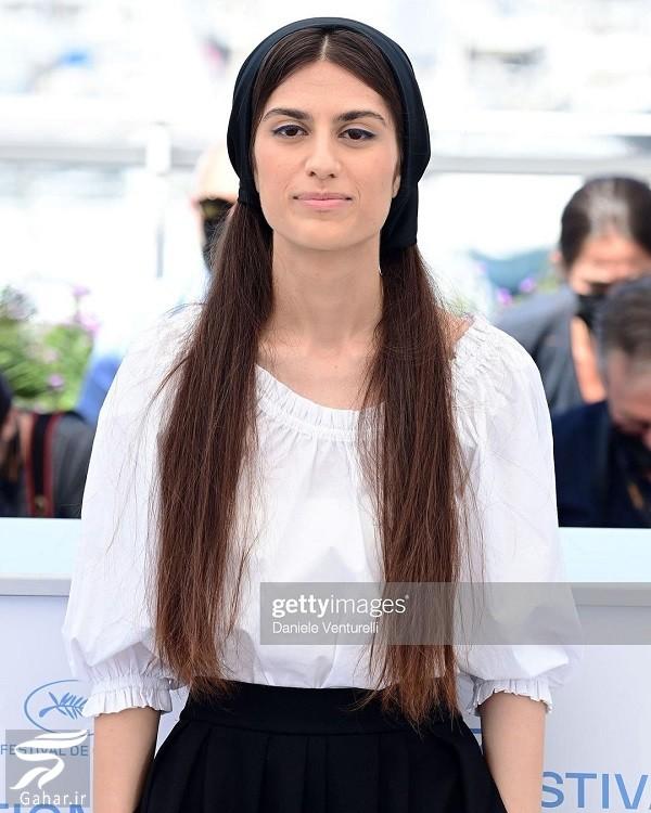 دختر اصغر فرهادی در فستیوال کن ۲۰۲۱ / تصاویر · جدید ۱۴۰۰ -گهر