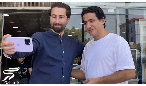 عکسهای سحر دولتشاهی و همسرش همایون شجریان, جدید 1400 -گهر