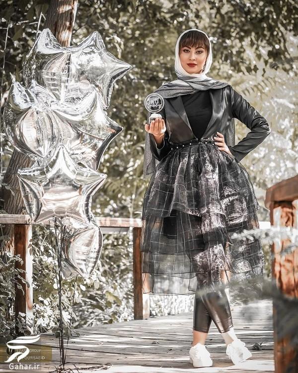 عکسهای تولد ۲۳ سالگی مریم مومن با استایلی متفاوت, جدید 1400 -گهر