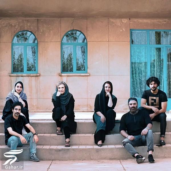 شادروان با بازی سینا مهراد و گلاره عباسی + جزئیات, جدید 1400 -گهر