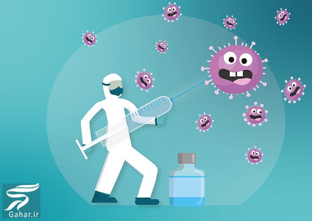 بدن چه مدت پس از تزریق دوز دوم واکسن کرونا ایمن می شود؟, جدید 1400 -گهر