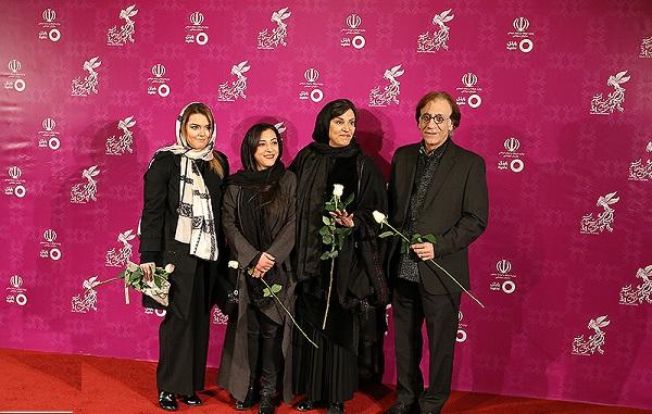 1454394751 عکس های افتتاحیه جشنواره فیلم فجر سال 94   2