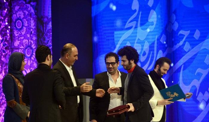 عکس های اختتامیه جشنواره فیلم فجر ۹۴, جدید 1400 -گهر