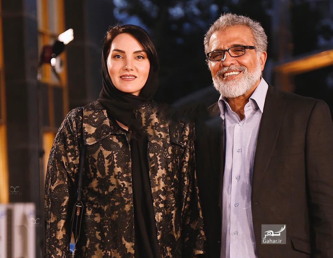 1469423349 عکس های بازیگران و همسرانشان در شانزدهمین جشن حافظ 95