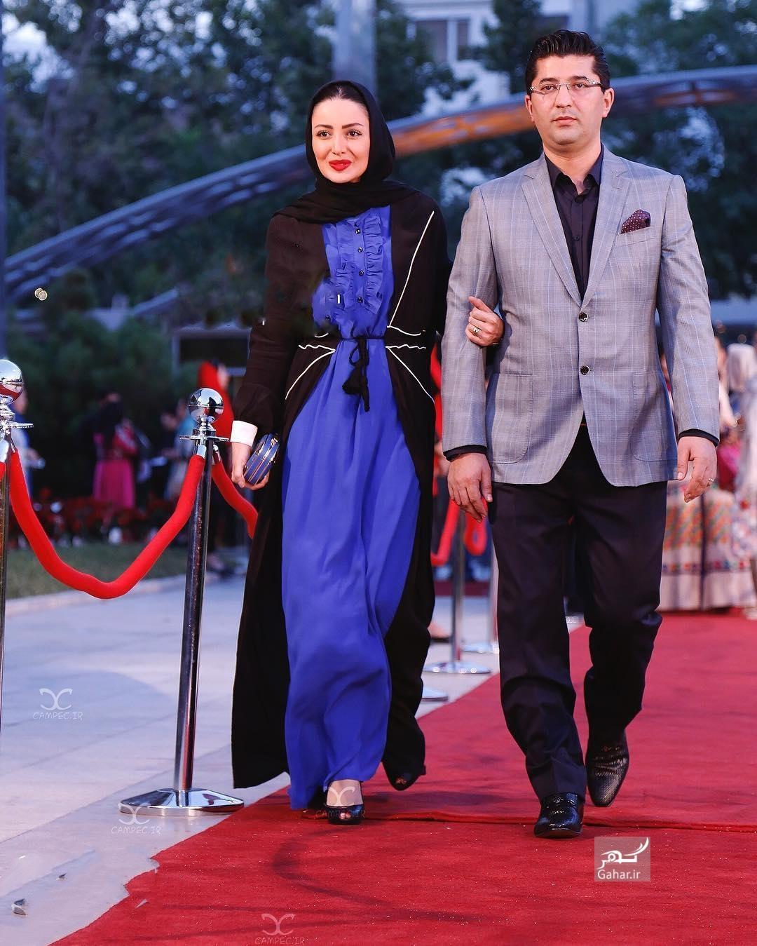 1469425541 عکس های بازیگران و همسرانشان در شانزدهمین جشن حافظ 95