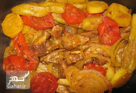 1470844292 طرز تهیه انواع غذاهای محلی اردبیل
