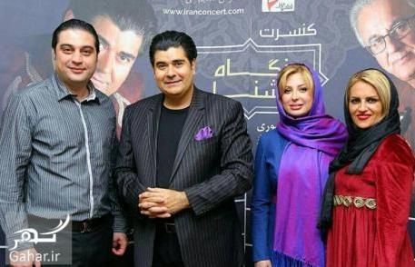 1472583168 عکس های جدید نیوشا ضیغمی و همسرش در کنار بزرگان سینما