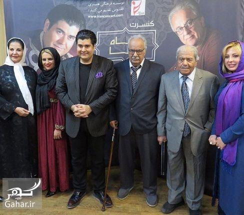 1472637686 عکس های جدید نیوشا ضیغمی و همسرش در کنار بزرگان سینما