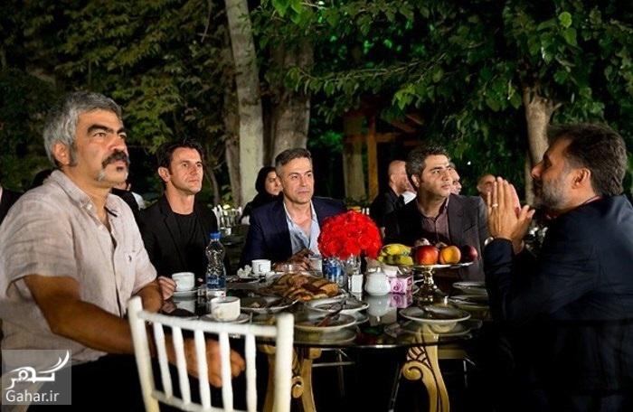 عکس های بازیگران و هنرمندان در حواشی جشن روز ملی سینما, جدید 1400 -گهر