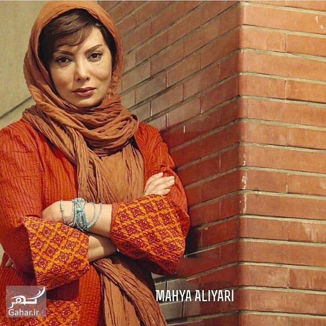جدیدترین عکسهای بازیگران ایرانی در شبکه های اجتماعی, جدید 1400 -گهر