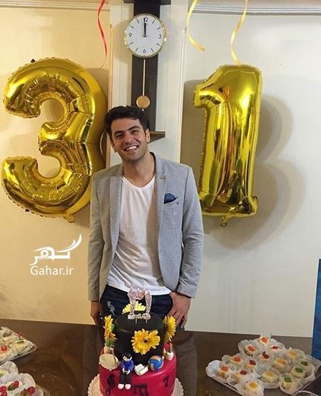 تولد ۳۱ سالگی علی ضیا ؛ عکس, جدید 1400 -گهر