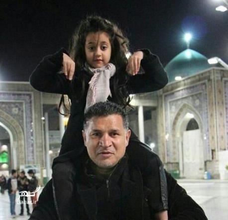 عکس هایی از همسران و دختران علی دایی, جدید 1400 -گهر