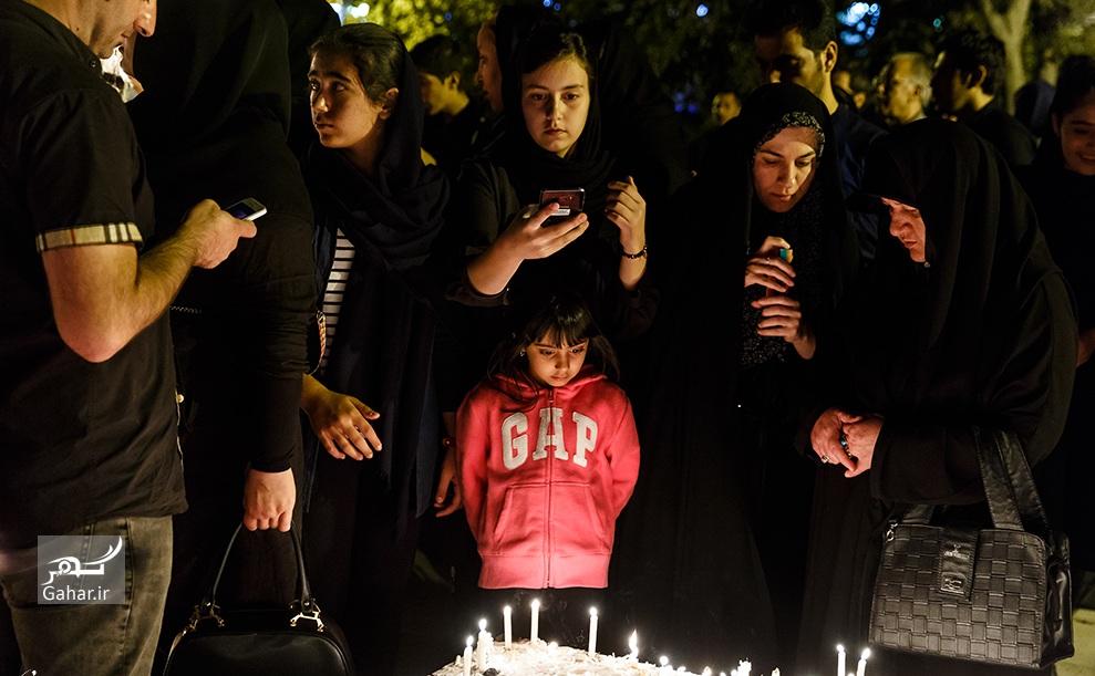 1476379289 عکس های حضور مردم در شام غریبان سیدالشهدا (ع)