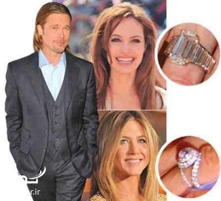 1476568942 عکس هایی از مدل حلقه ازدواج بازیگران هالیوود