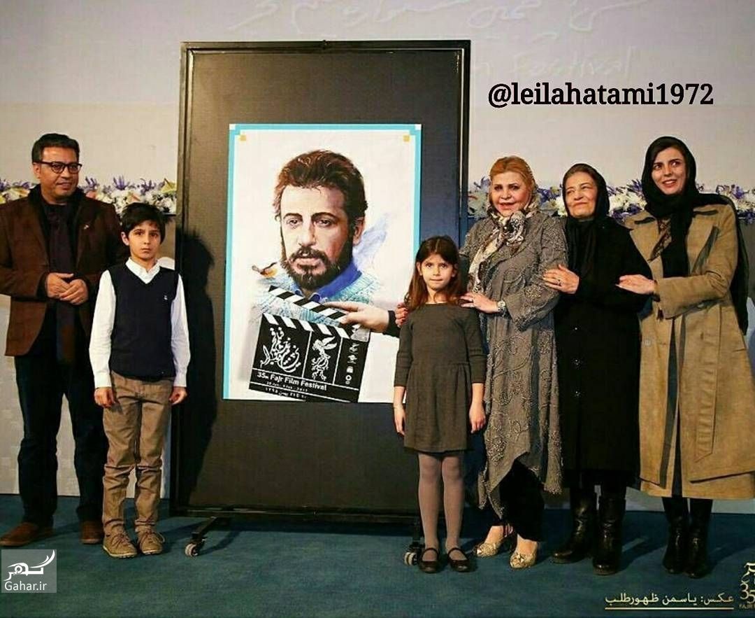 عکس های مراسم رونمایی از سی و پنجمین جشنواره فیلم فجر, جدید 1400 -گهر