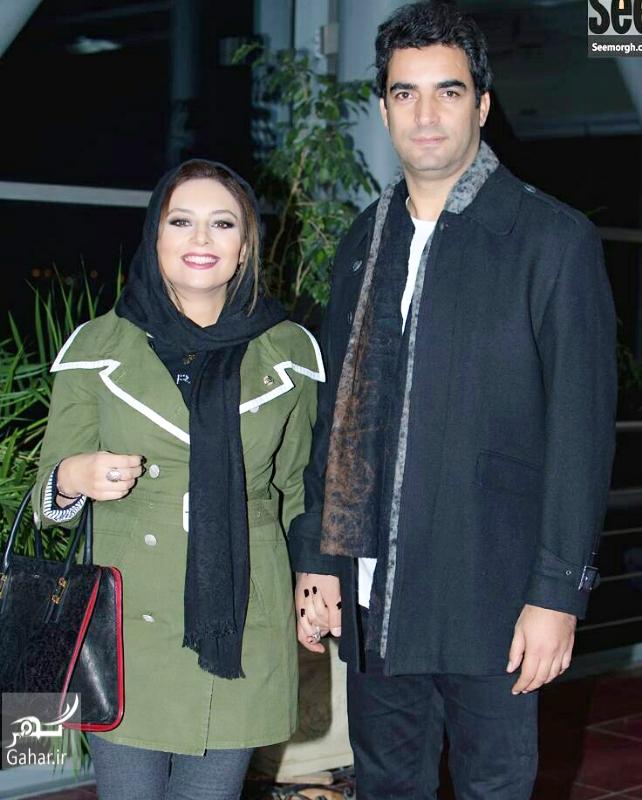 عکس های بازیگران در سی و پنجمین جشنواره فیلم فجر؛سری سوم, جدید 1400 -گهر