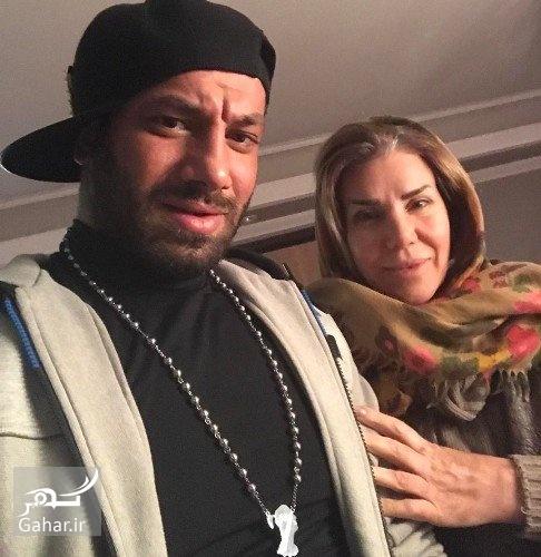 1486120291 عکس جدید امیر تتلو و مادرش