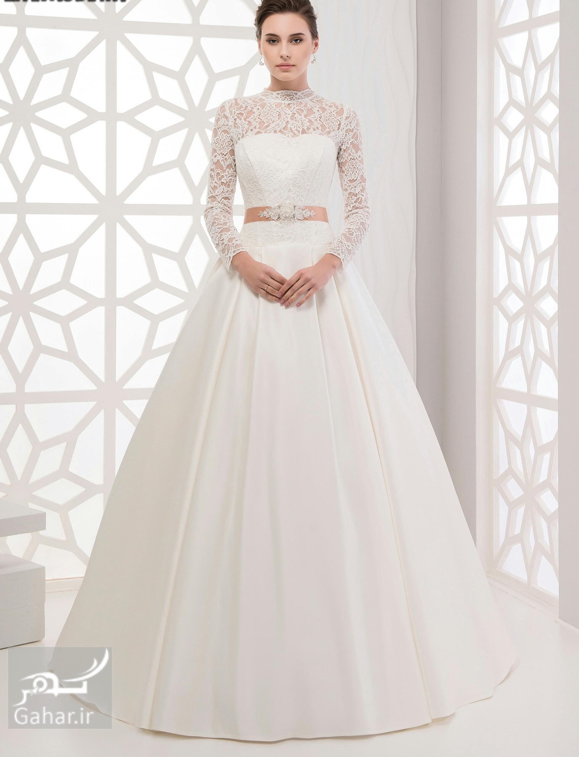 جدیدترین مدل های لباس عروس در سال ۲۰۱۷ ؛ عکس, جدید 1400 -گهر