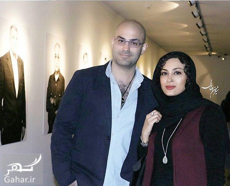 1487971815 عکس های جدید حدیثه تهرانی در کنار همسرش