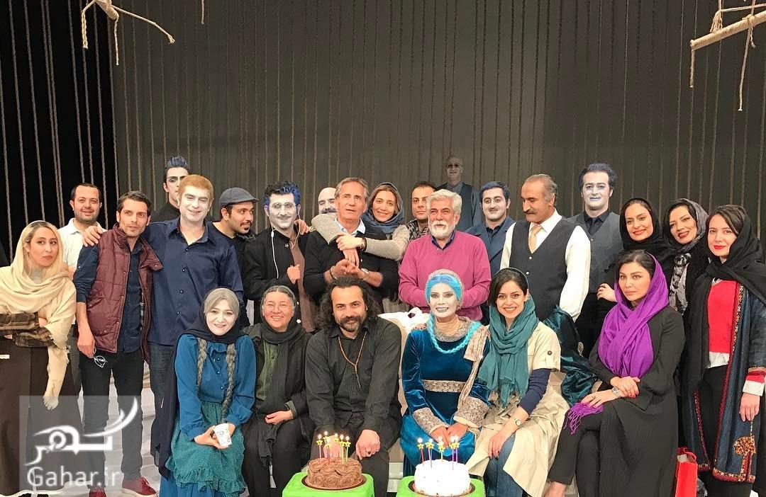 عکس های جشن تولد عاطفه رضوی با حضور هنرمندان, جدید 1400 -گهر